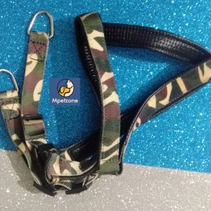 Full Body Military Color Only Harness For Dog Pet